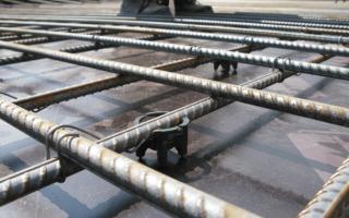 Защитный слой бетона для арматуры в фундаменте