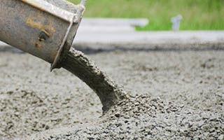 Готовые бетонные смеси