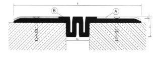 эластичный элемент для деформационного шва