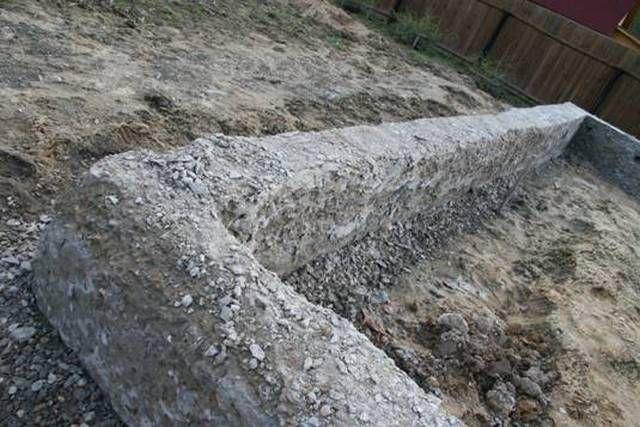 фундамент без гидроизоляции